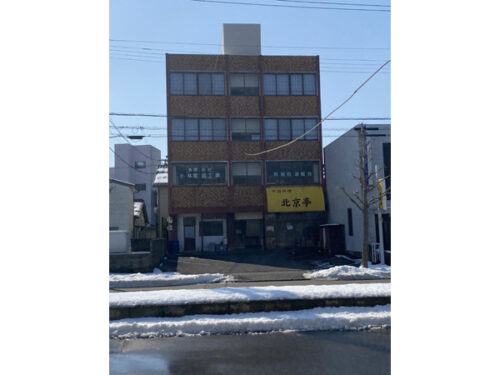 中央町マンション(2DK)