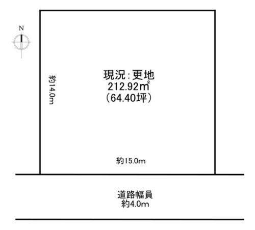 松葉町(64.40 坪)